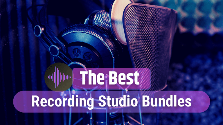 Best Home Recording Studio Equipment Packages in 2021 [Buyer's Guide]