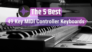 """Rich results on Google's SERP when searching for """"best 49 key MIDI Controller"""""""