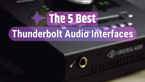 "Helpful results for Google's SERP when searching for ""best thunderbolt audio interfaces"""