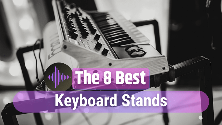 """Great results for Google's SERP when searching for """"best keyboard stand"""""""