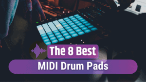 "Rich results for Google's SERP when searching for ""MIDI drum pad"""