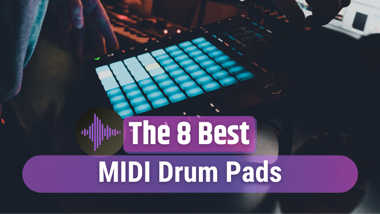 8 Best Midi Drum Pad Reviews in 2021 [Budget & Premium Buyer's Guide]