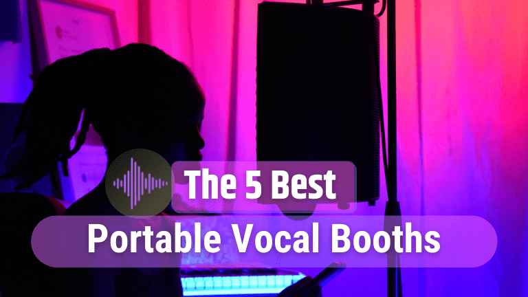 """Great results for Google's SERP when searching for """"best portable vocal booth"""""""