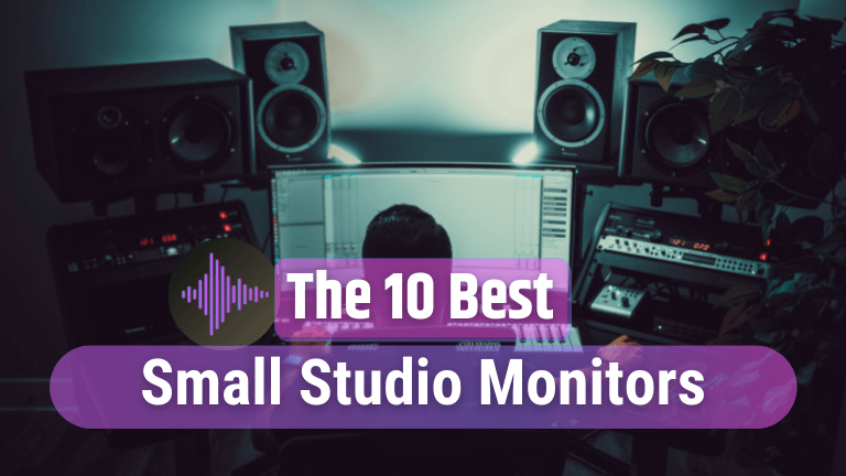"""Helpful results for Google's SERP when searching for """"best small studio monitors"""""""