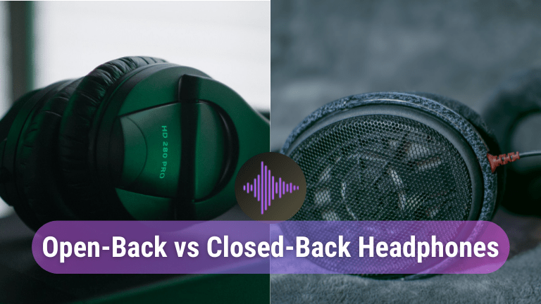 """Helpful results for Google's SERP when searching for """"open back vs closed back headphones"""""""