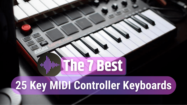 """Interesting results for Google's SERP when searching for """"25 key midi controller"""""""