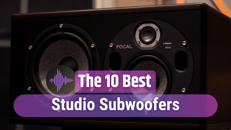 """Helpful results for Google's SERP when searching for """"best studio subwoofer"""""""